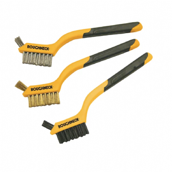 Roughneck Wire Brushes